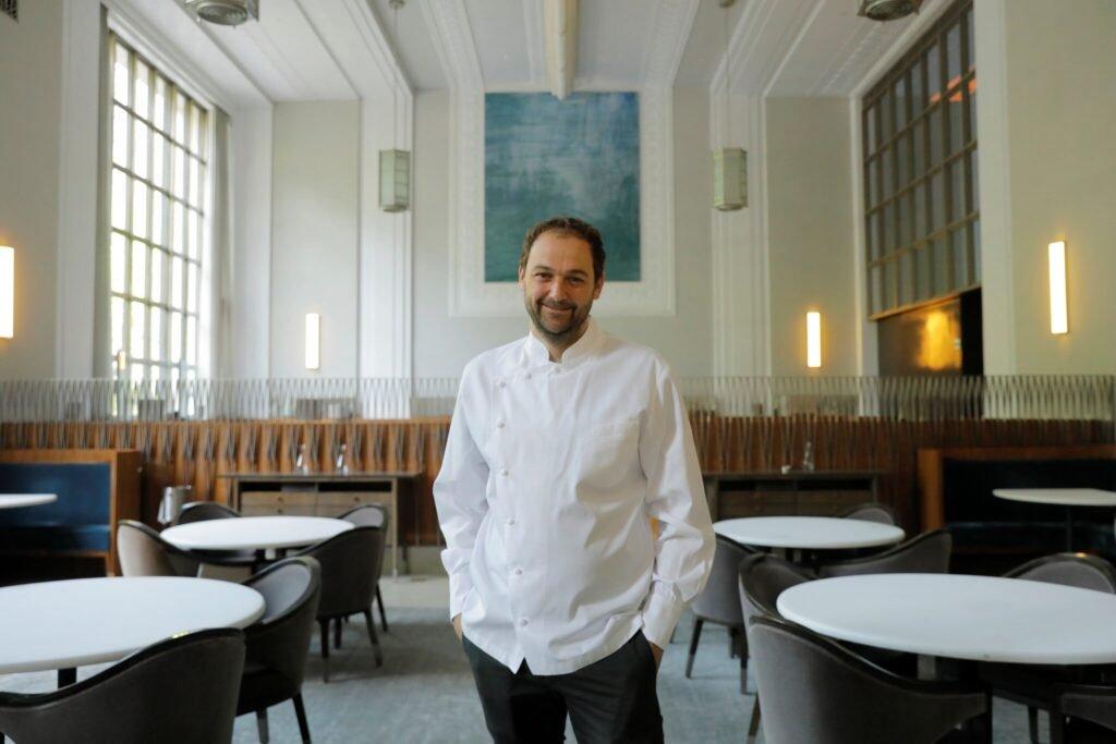 Daniel Humm vegán ételekre áll át az éttermével