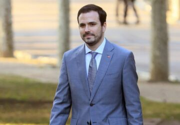 Alberto Garzón spanyol politikus