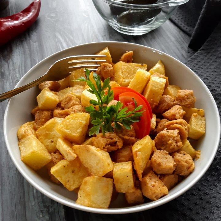 Vegán brassói recept